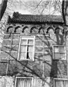 huis loowaard, detail met boogfries - duiven - 20065110 - rce