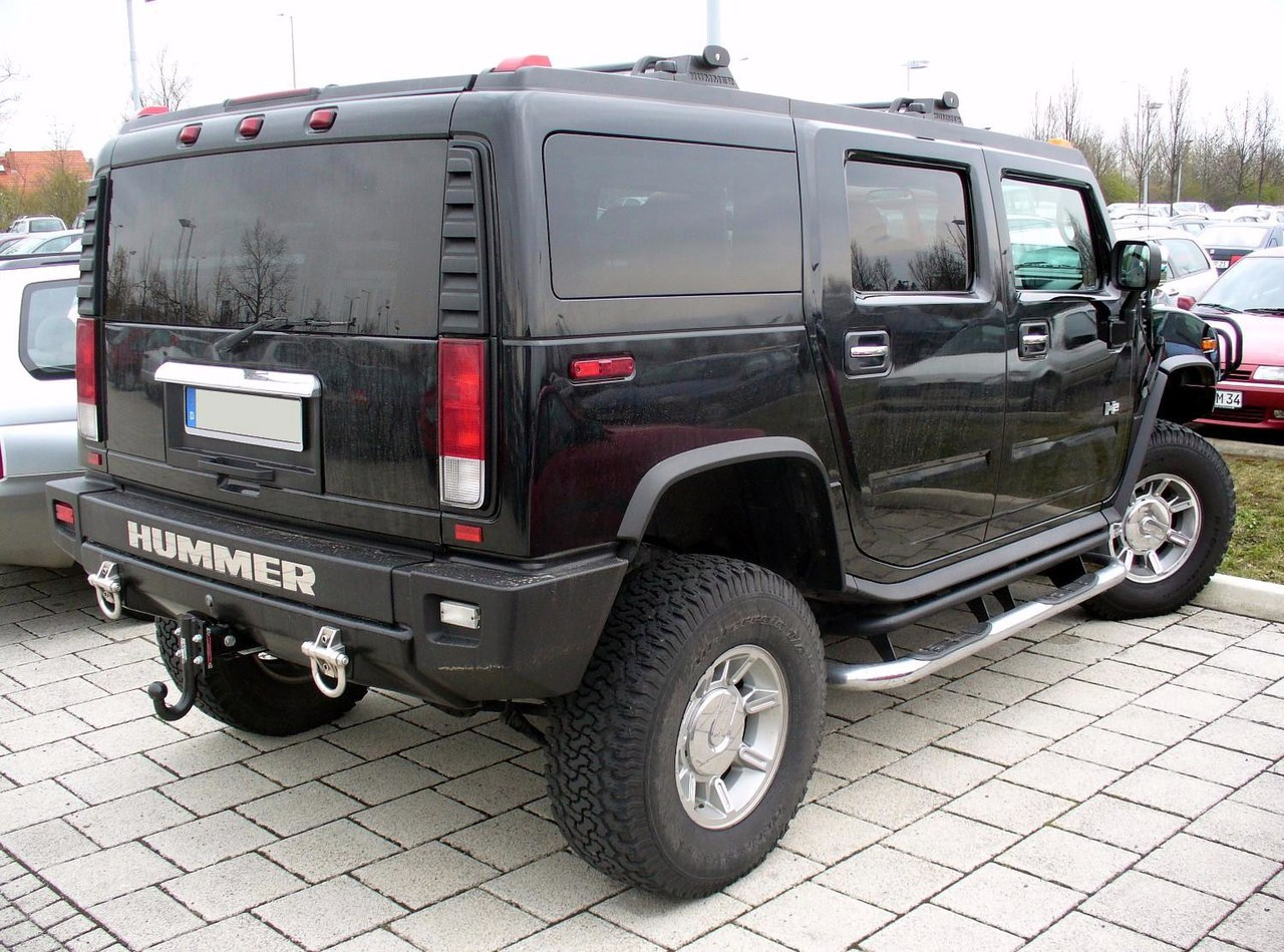 Hummer Car H Price In Pakistan