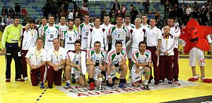 Hungary national handball team - Hungarian national team in 2010