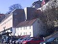 Hvite hus på Sanden i Arendal.JPG