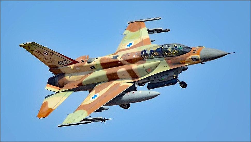 IAF F-16I 119 Tayeset 119-Bat 28649997154a