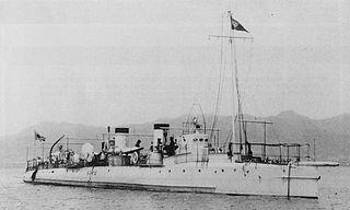 <i>Hayabusa</i>-class torpedo boat