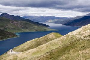 Tibet Autonomous Region - Yamdrok Lake