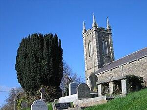 Newcastle, County Wicklow - Newcastle Church of Ireland