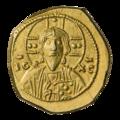 INC-1829-a Номисма тетартерон Феодора ок. 1055-1056 гг. (аверс).png