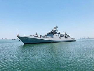 <i>Talwar</i>-class frigate