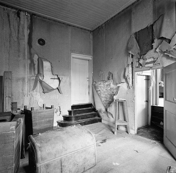File interieur aanbouw overzicht linker kamer for Interieur 607