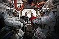 ISS-64 Glover, Rubins, Noguchi and Hopkins portrait.jpg