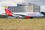 Iberia Express, EC-LYM, Airbus A320-216 (30497786503).jpg