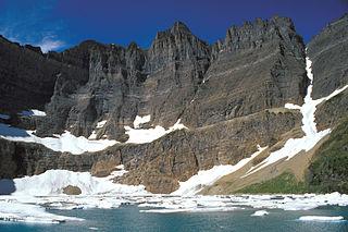 Iceberg Peak (Montana) mountain in United States of America