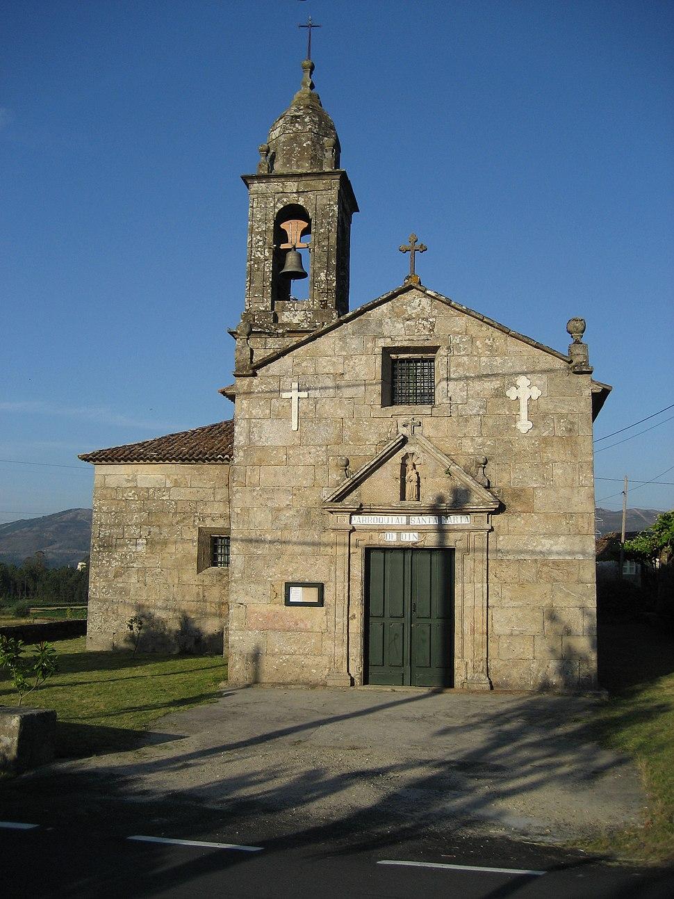 Iglesia Oín