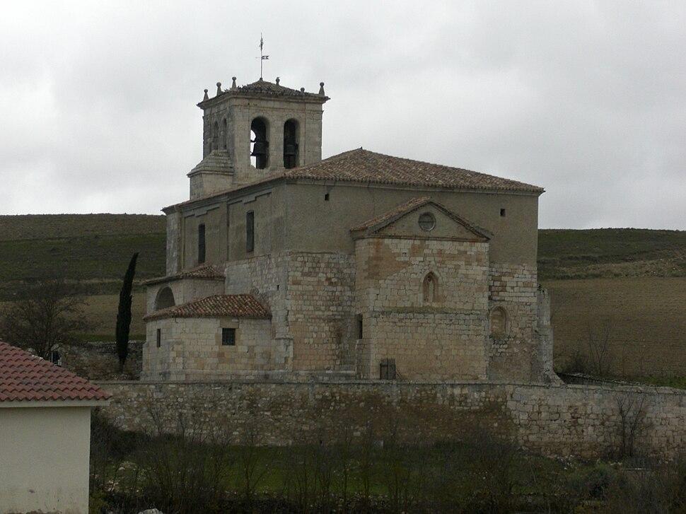 Iglesia de Frandovinez