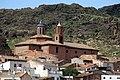 Iglesia de Illueca desde la entrada al pueblo - panoramio.jpg