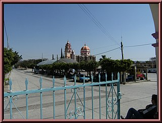 Cohuecán Municipality and town in Puebla, Mexico