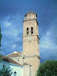 Iglesia de la Anunciación en Cogollos de Guadix.JPG