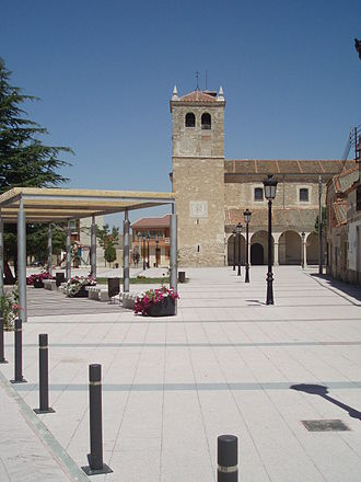 Abades - Image: Iglesiaabades
