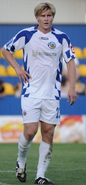 Ihor Khudobyak (footballer, born 1987) - Image: Ihor Orestovych Khudobyak
