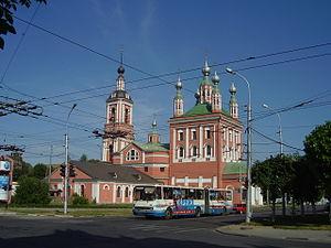 Ikarus-280 in Ryazan.JPG