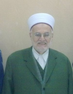 Ekrima Sa'id Sabri - Ekrima Sa'id Sabri