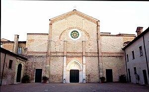 Pesaro - Image: Il Duomo di Pesaro