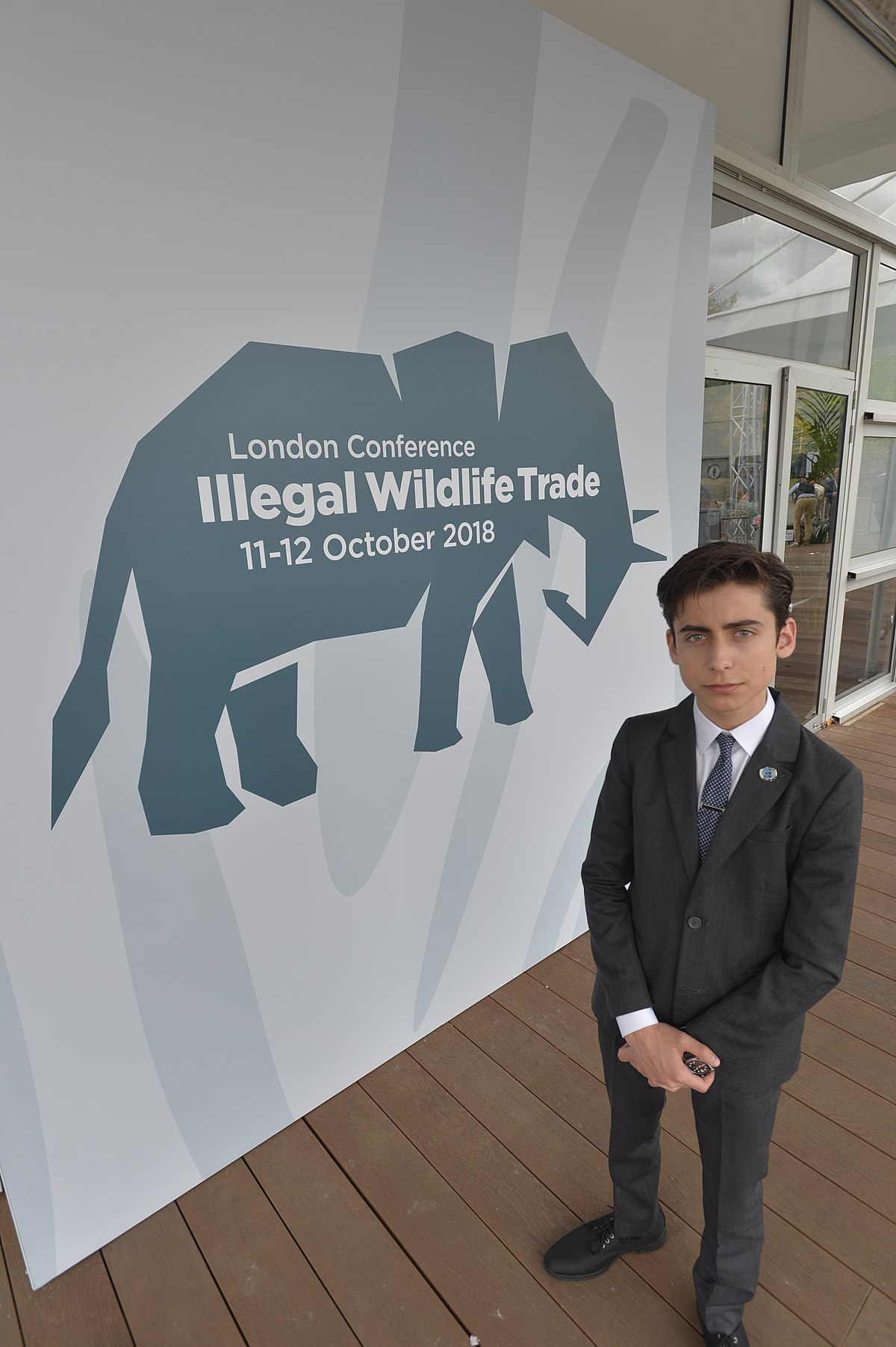 London Conference on the Illegal Wildlife Trade Wikipedia