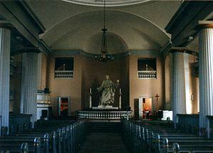 Immanuelskirken, Halden
