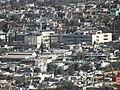 Imss 1 y 82, Desde el mirador del Cristo de las Galeras, Saltillo Coahuila - panoramio.jpg