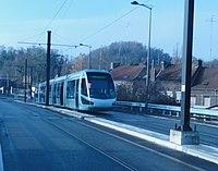 Inauguration de la branche vers Vieux-Condé de la ligne B du tramway de Valenciennes le 13 décembre 2013 (157).JPG