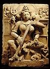 Hindaj - Sarasvati - Walters 2550.jpg