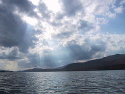 Indian lake on the water.JPG
