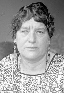 Inez Haynes Irwin em 1923.