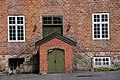 Infanterikasernen..Fredrikstad Gamlebyen. Door. - panoramio.jpg