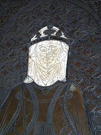 Ingeborg Magnusdotter of Sweden - Tomb