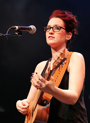 Ingrid Michaelson - Michaelson in 2012