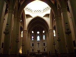 Interior de la cocatedral de santa Maria de Castelló.jpg