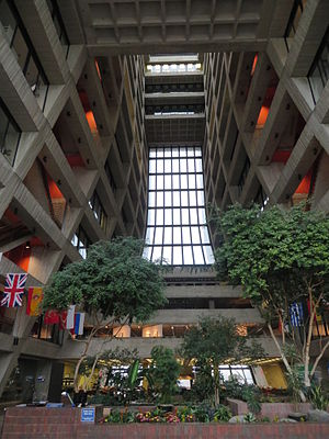 Fermilab - Interior of Wilson Hall
