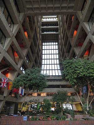 Fermilab - Interior of Wilson Hall