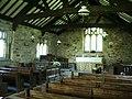 Interior of St Leonards Church, Old Langho - geograph.org.uk - 433795.jpg