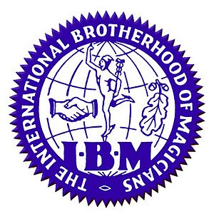 International Brotherhood of Magicians - Image: International Brotherhood of Magicians Logo