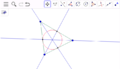 Intersection of angle bisectors is the incircle center.png