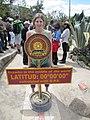 Inti Nan Museum - El Mitad del Mundo - equator exhibit - Quto Ecuador (4870679006).jpg