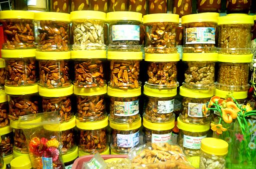 Iriga Pili nut at pasalubong store WTR