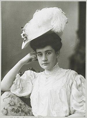 Irma Tervani - Irma Tervani (1906)
