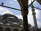 Istanbul - Süleymaniye camii - Foto G. Dall'Orto 26-5-2006 - 13