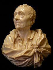 Buste de Montesquieu
