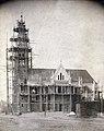 Izgradnja crkve u Jasi Tomicu 1911. godine.jpg