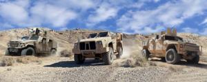 JLTV Vehicles