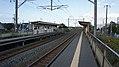 JR Muroran-Main-Line Aoba Station Platform.jpg