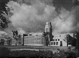 J. W. Sexton High School, 1944
