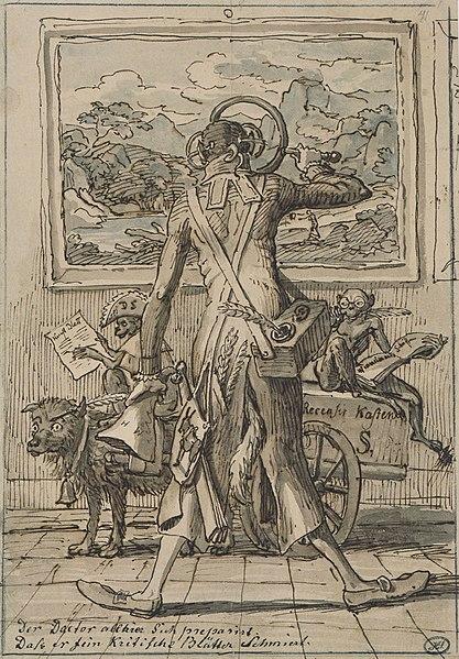 File:J C Reinhart Karikatur Ludwig Schorn 1833.jpg